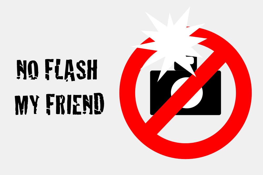 Por que no debemos de usar flash