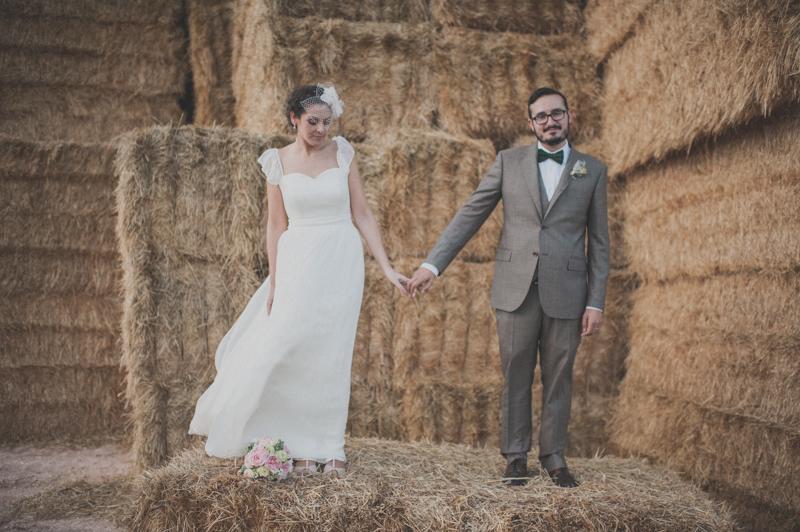 Mara y Sergi, una boda especial