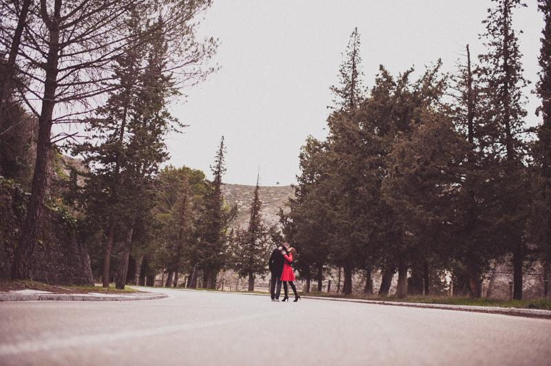 Preboda en Cuenca