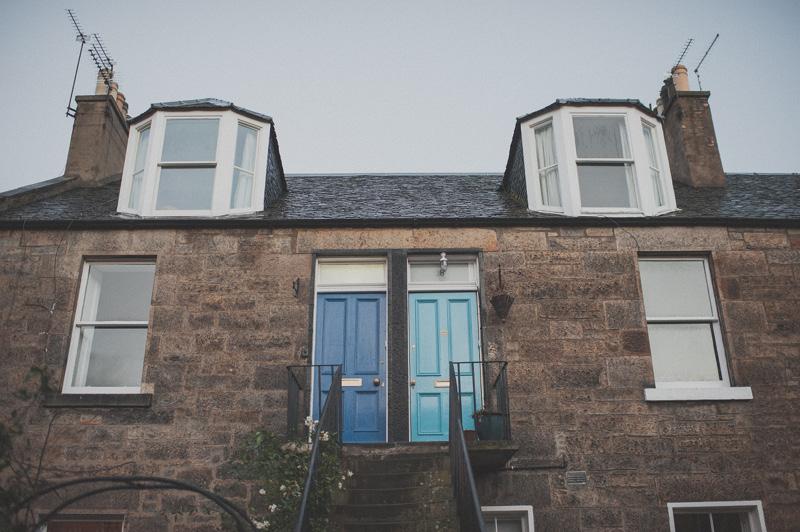 Preboda en Escocia