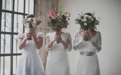 Sesión inspiración novias de invierno