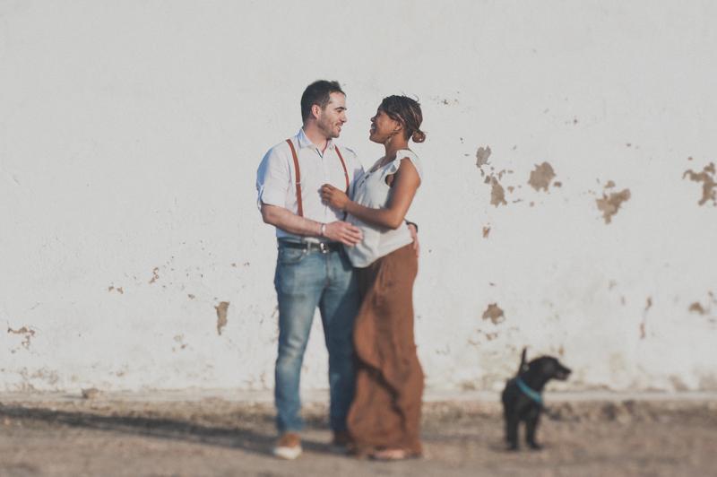 Sesión de pareja Isla Minima Sevilla